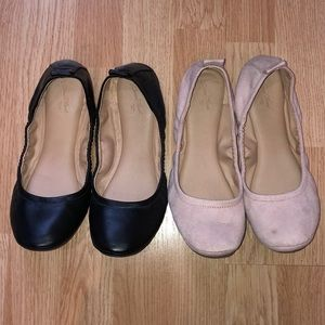 Flats by universal threads